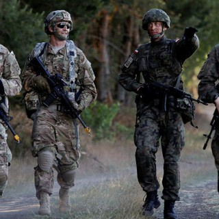 Poland braces for war with Russia